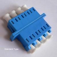 LC Quad Adapter Singlemode & Multimode