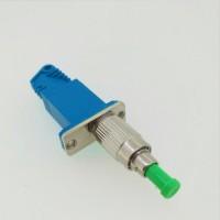 FC/APC Male to E2000 Female Simplex Adapter Singlemode