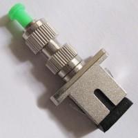 FC/APC Male to SC/UPC Female Simplex Adapter Singlemode