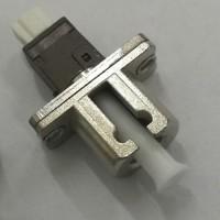 Metal LC-MU Simplex Adapter Singlemode & Multimode