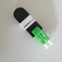 LC/APC 9/125 OS2 Singlemode Loopback Adapter