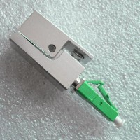 LC/APC Bare Fiber Adapter