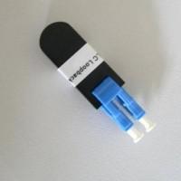 LC/UPC 9/125 OS2 Singlemode Loopback Adapter