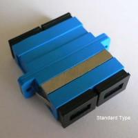 SC Duplex Adapter Singlemode & Multimode