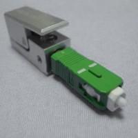 SC/APC Bare Fiber Adapter