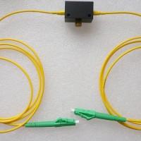 LC/APC Attenuator Inline Adjustable 9/125 Singlemode