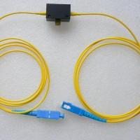 SC/UPC Attenuator Inline Adjustable 9/125 Singlemode