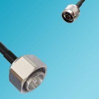 4.3/10 Mini DIN Male to N Male RF Cable