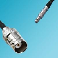 BNC Female to Lemo FFA 00S Male RF Cable
