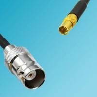 BNC Female to MMCX Female RF Cable