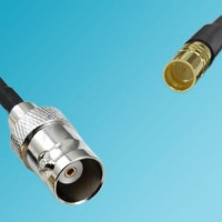 BNC Female to SMP Male RF Cable