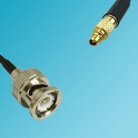 BNC Male to RP MMCX Male RF Cable