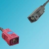 FAKRA SMB L Female to FAKRA SMB A Female RF Cable