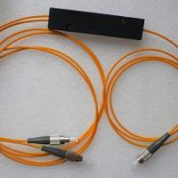 1X2 FC to FC FBT Splitter 50/125 OM2 Multimode