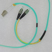 FC/PC LC/PC Mode Conditioning Patch Cable 50/125 OM3 Multimode