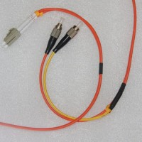 FC/PC LC/PC Mode Conditioning Patch Cable 50/125 OM2 Multimode