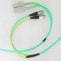 FC/PC SC/PC Mode Conditioning Patch Cable 50/125 OM3 Multimode