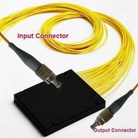 1x16 FC/UPC to FC/UPC PLC Splitter ABS Cassette