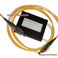 1x2 FC/UPC to FC/UPC PLC Splitter ABS Cassette