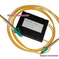 1x2 LC/APC to LC/APC PLC Splitter ABS Cassette