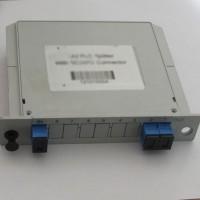 1x2 SC/UPC to SC/UPC LGX PLC Splitter