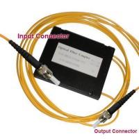 1x2 ST/UPC to ST/UPC PLC Splitter ABS Cassette