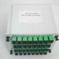 1x32 SC/APC to SC/APC LGX PLC Splitter