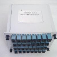 1x32 SC/UPC to SC/UPC LGX PLC Splitter