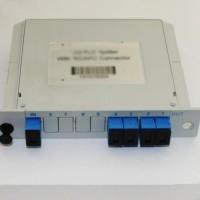 1x4 SC/UPC to SC/UPC LGX PLC Splitter