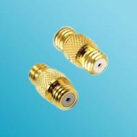 10-32 M5 Female to 10-32 M5 Female RF Adapter