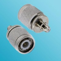 10-32 M5 Female to TNC Male RF Adapter