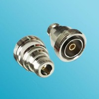 7/16 DIN Female to N Female RF Adapter