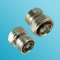 7/16 DIN Female to 7/16 DIN Male RF Adapter