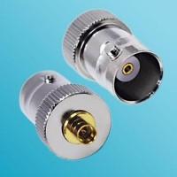 BNC Female to MMCX Female RF Adapter