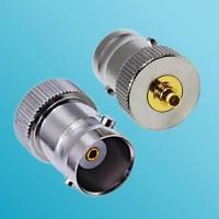BNC Female to MMCX Male RF Adapter