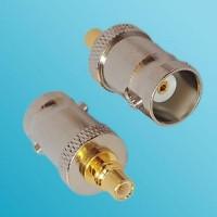 BNC Female to SMC Male RF Adapter
