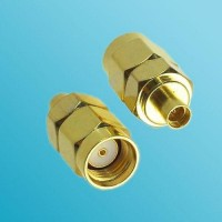 MMCX Female to RP SMA Male RF Adapter