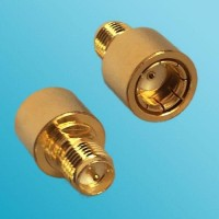 12G RP SMA Female to RP SMA Male Quick Push-on RF Adapter