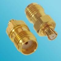 SMA Female to SMP Female RF Adapter
