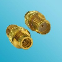 SMA Female to SMP Male RF Adapter