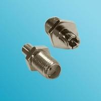 SMA Female to TS9 Male RF Adapter