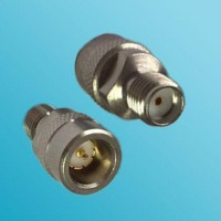 18G SMA Female to SMA Male Quick Push-on RF Adapter