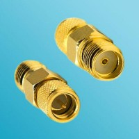 10-32 M5 Male to SMA Female RF Adapter