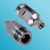 18G 3.5mm Male to N Female RF Adapter