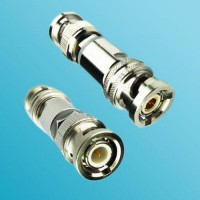 BNC Male to TRB 3 Lugs Male RF Adapter