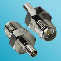 CRC9 Male to RP SMA Female RF Adapter
