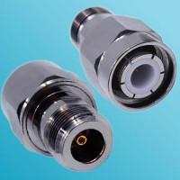HN Male to N Female RF Adapter