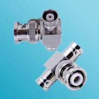 T Type MHV 3KV Male to Two MHV 3KV Female Adapter 3 Way