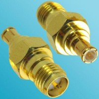 MCX Male to RP SMA Female RF Adapter