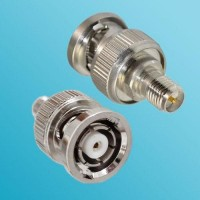 RP BNC Male to RP SMA Female RF Adapter
